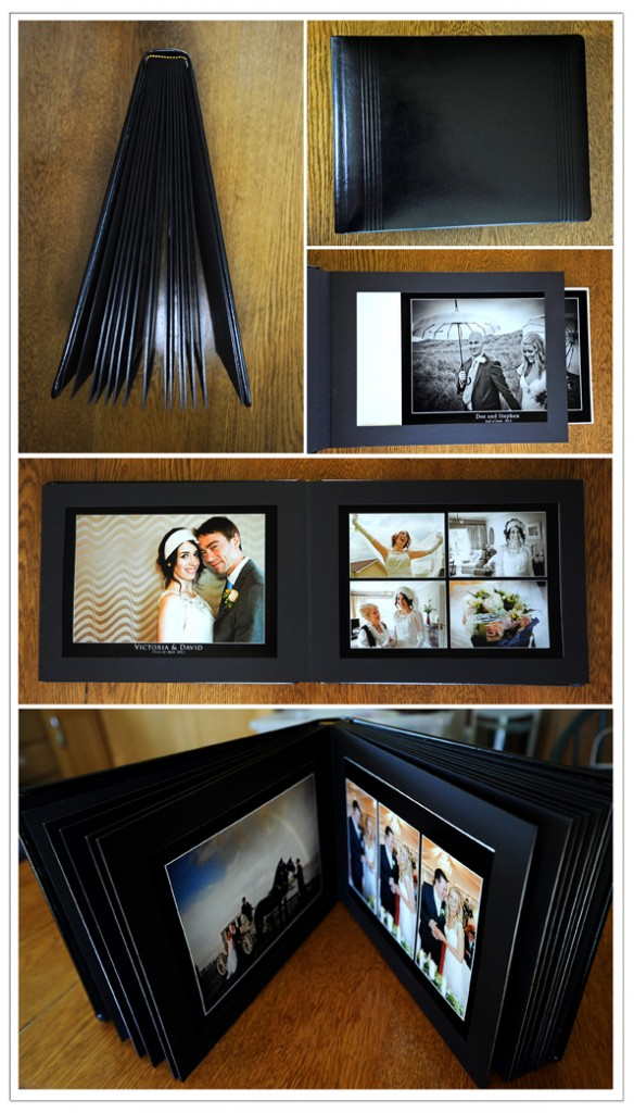 The Traditional Wedding Album