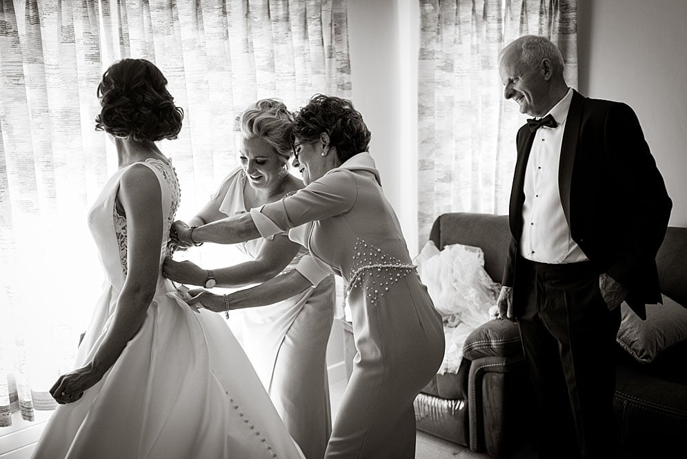 Maryborough Hotel Cork Wedding Photographs