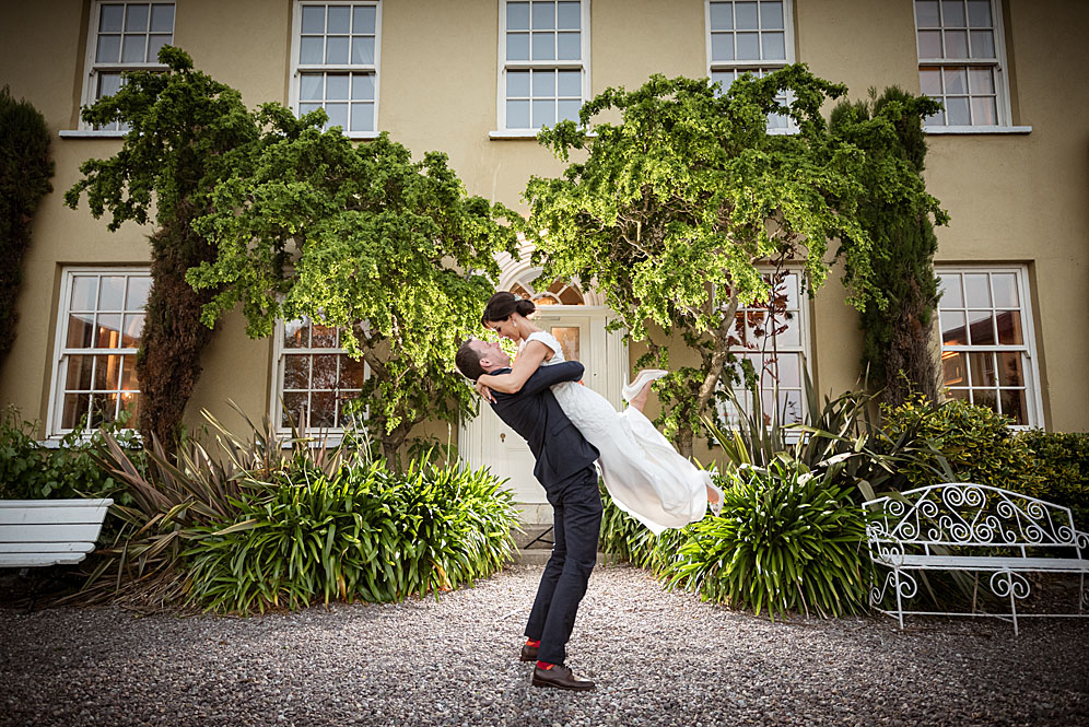 Ballinacurra House Kinsale Wedding