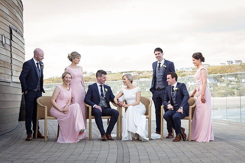 Dunmore House Hotel Wedding