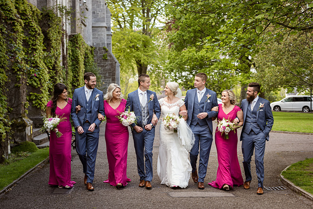 Maryborough Hotel Cork Wedding