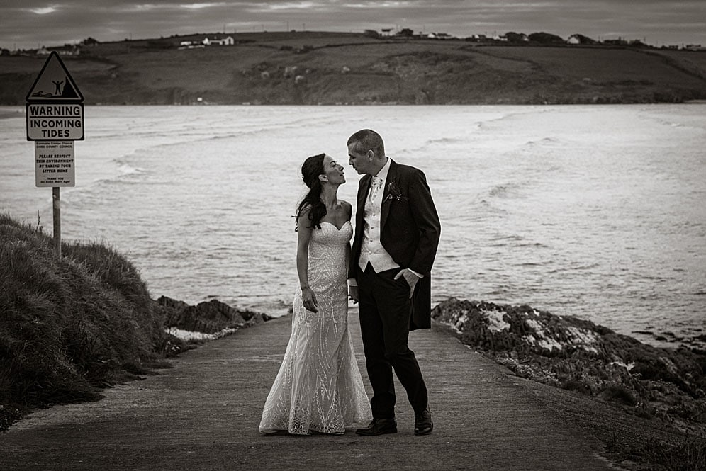 Inchydoney Humanist Wedding Ceremony