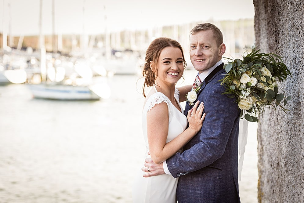 Trident Hotel Kinsale Cork Ireland Wedding Photographs