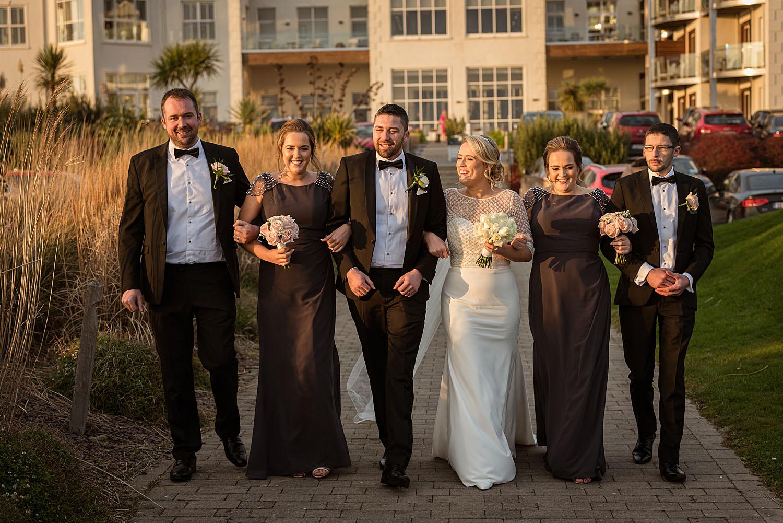 Inchydoney Clonakilty Wedding