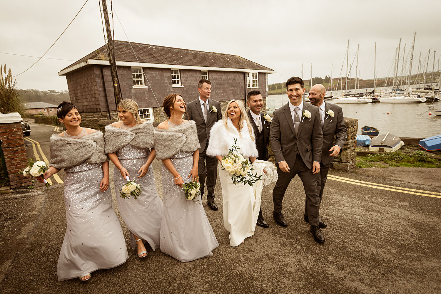 Kinsale Hotel and Spa Christmas Wedding