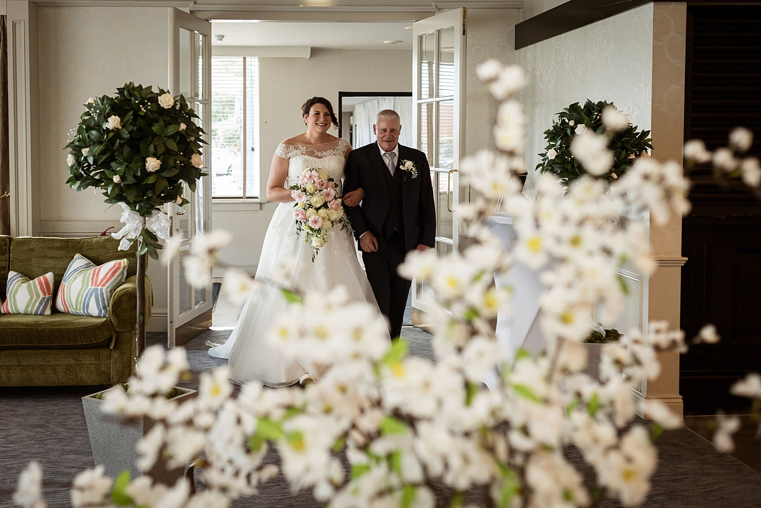 Actons Hotel Kinsale Wedding