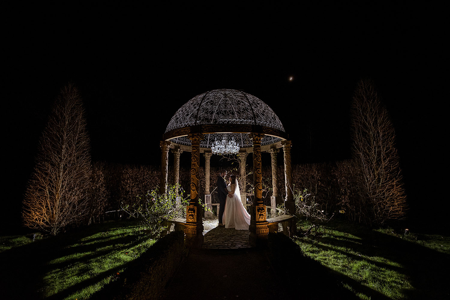 Ballyseede Castle Christmas Wedding