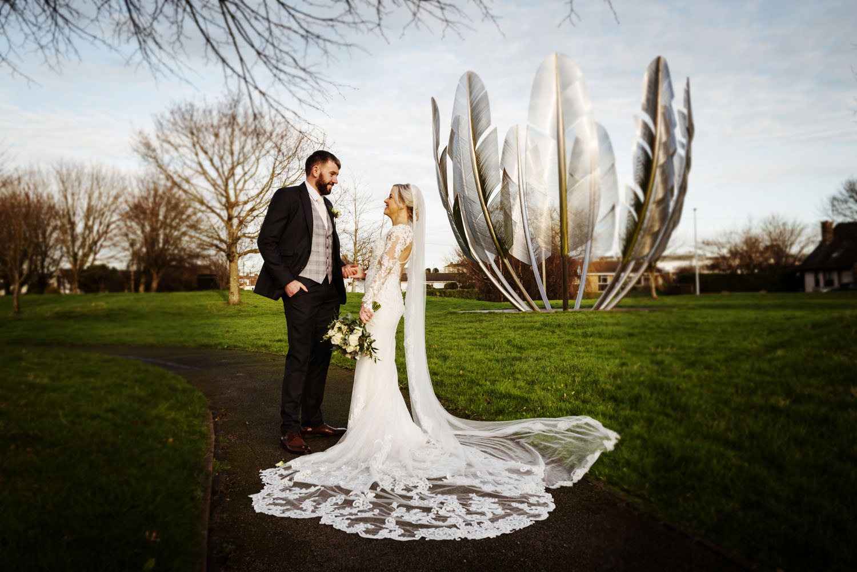 Garryvoe Hotel Wedding