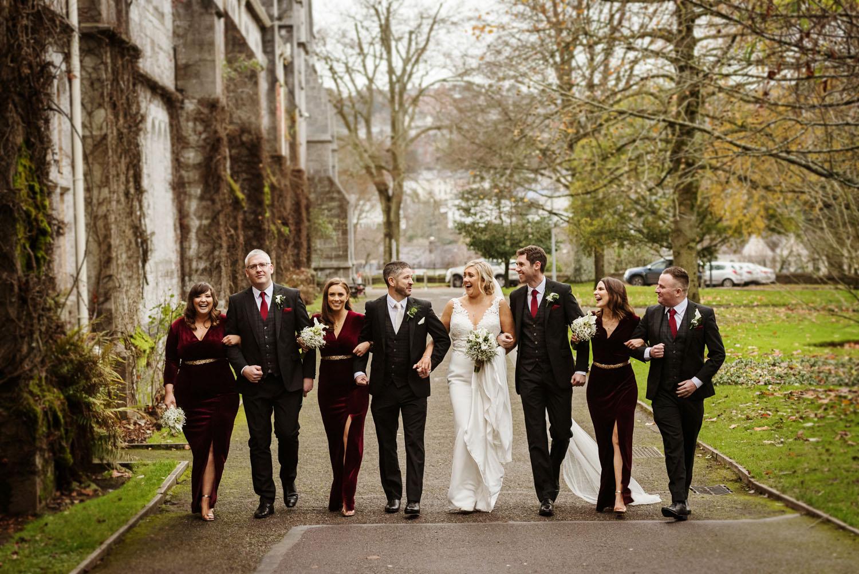 Honan Chapel Maryborough Hotel Cork Wedding