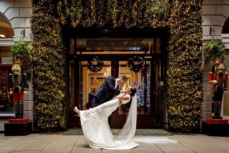 Imperial Hotel Cork Christmas Wedding