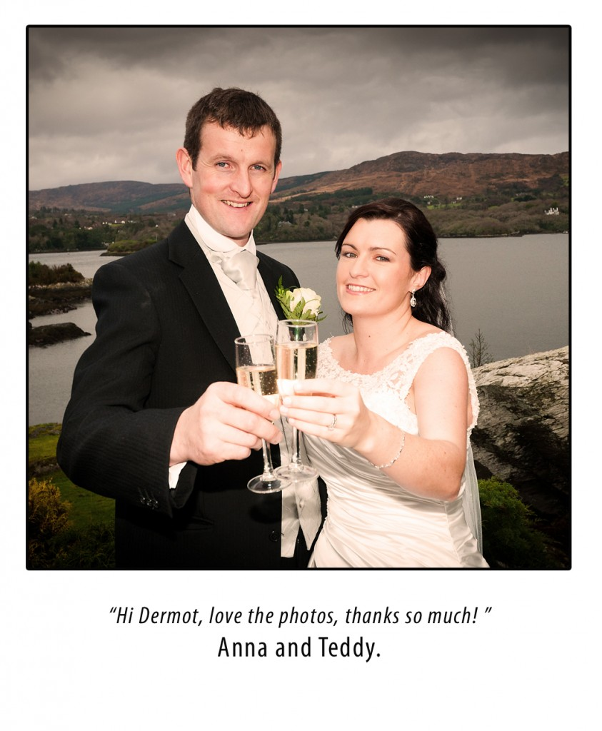 Testimonials, Irish Wedding Photographer, Dermot Sullivan, Cork Wedding Photographer, Wedding Photography Cork Ireland, Elopement, Award Winning Wedding Photography, West Cork Wedding Photography, Cork Ireland Wedding Photos, Clonakilty Wedding Photographer, Best Prices, Packages, Pictures, Best Wedding Photos, Kerry, Killarney, Kenmare,