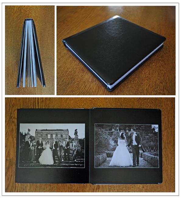 The Artbook Wedding Album