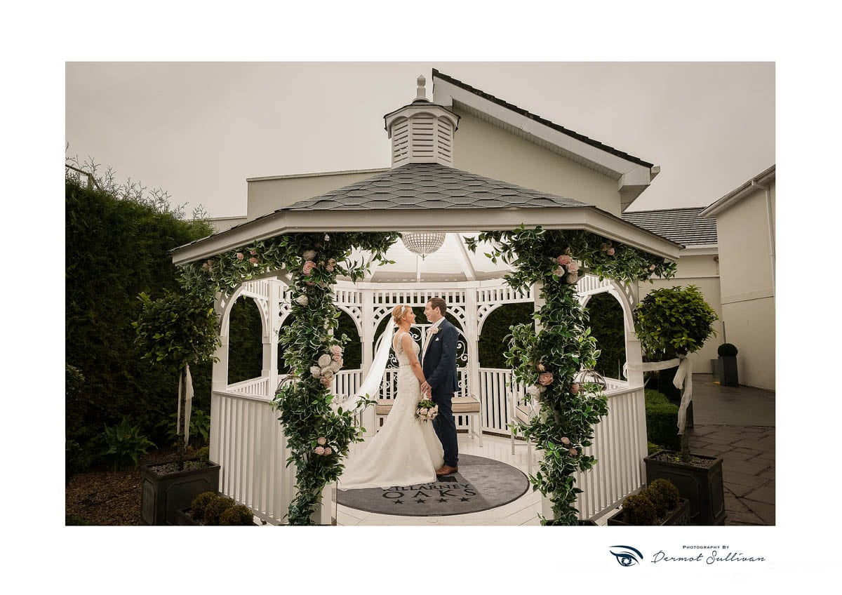 Killarney Oaks Hotel Wedding