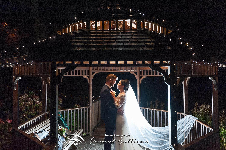 GAA Winter Wedding Photographs At Fernhill House Hotel Cork