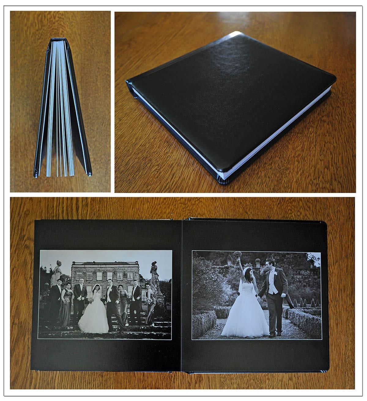 Classic Storybook Wedding Album