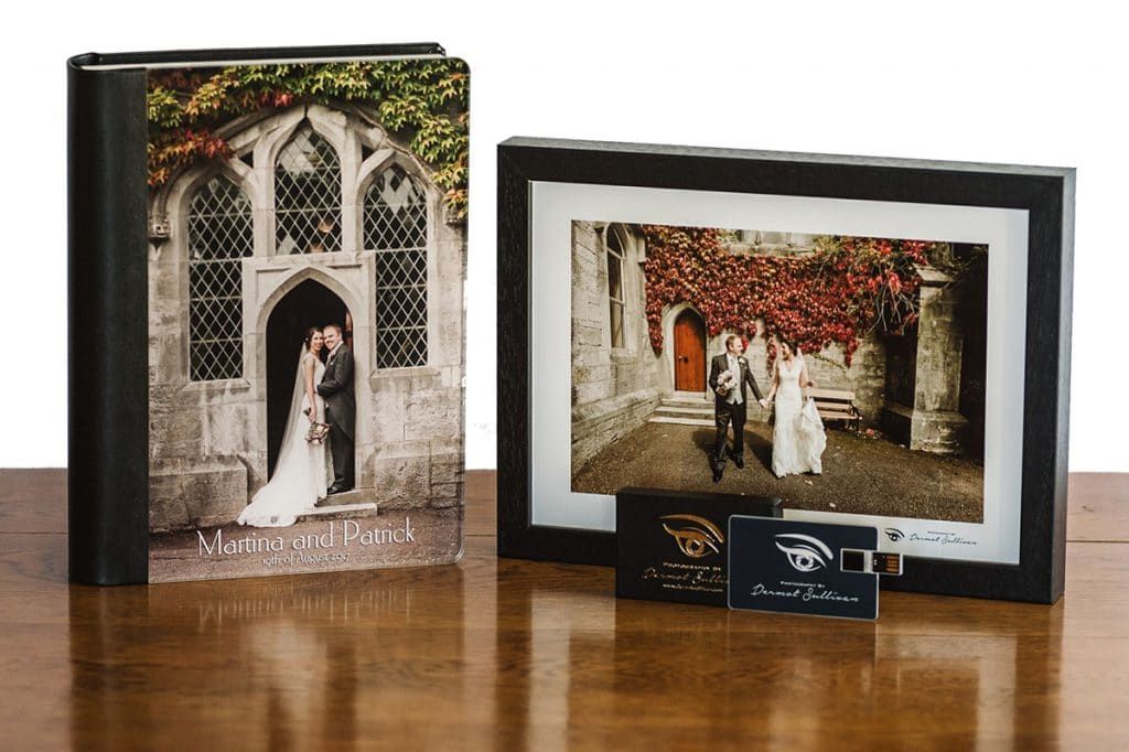 Storybook Wedding Album Package from the Wedding Album Selection