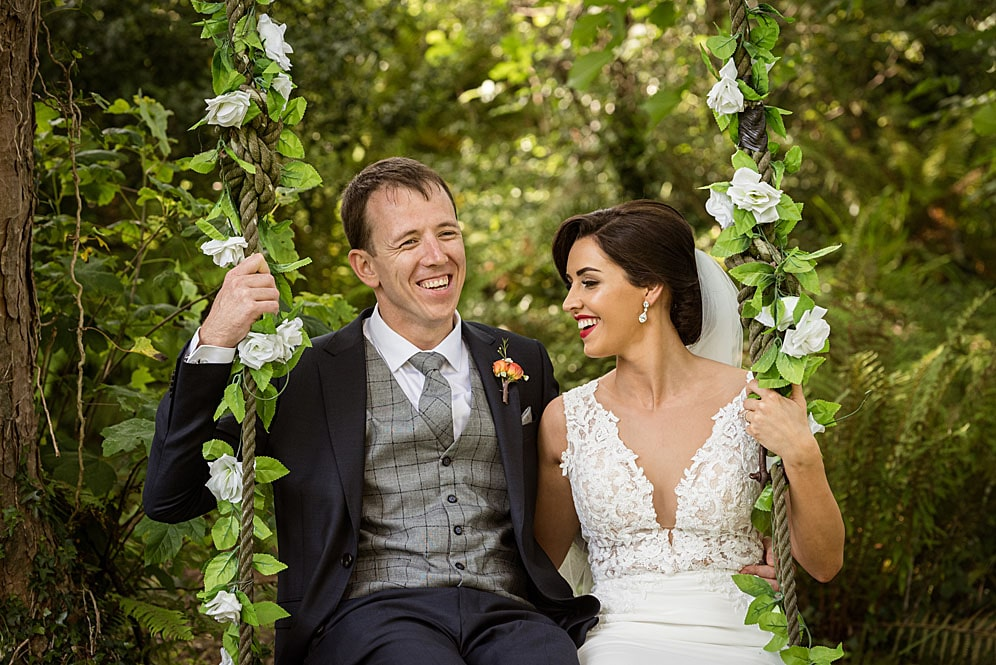 Cork and Kerry Wedding Photographs
