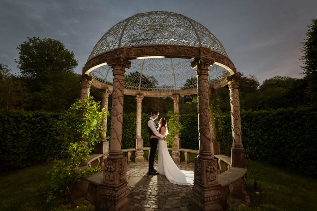 Ballyseede Castle Wedding is one of the Top 5 Kerry Wedding Venues