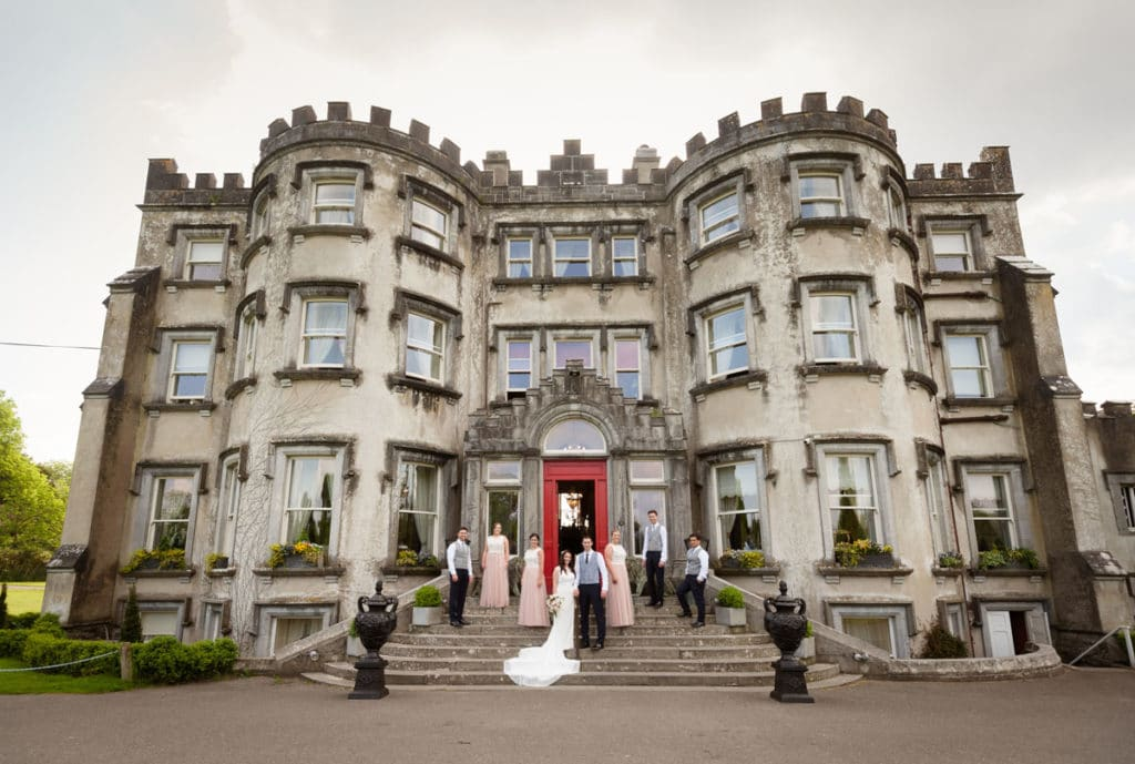 Ballyseede Castle Wedding