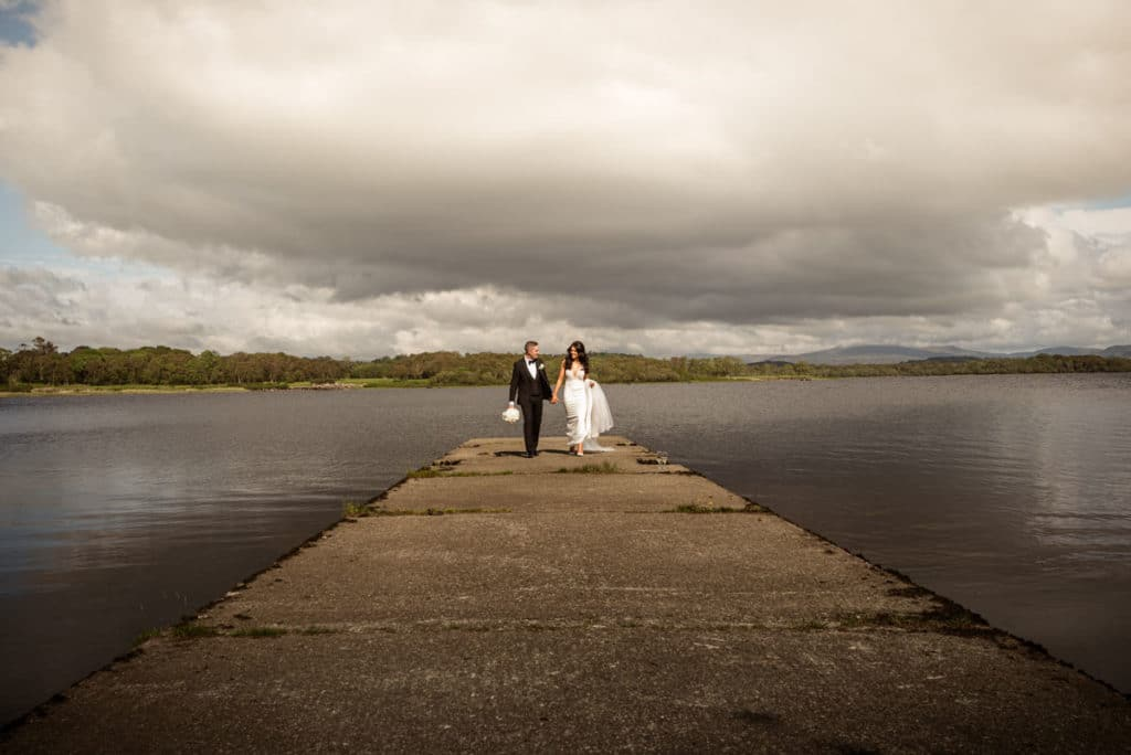 Kerry Wedding Photographer at Killarney Golf and Fishing Club