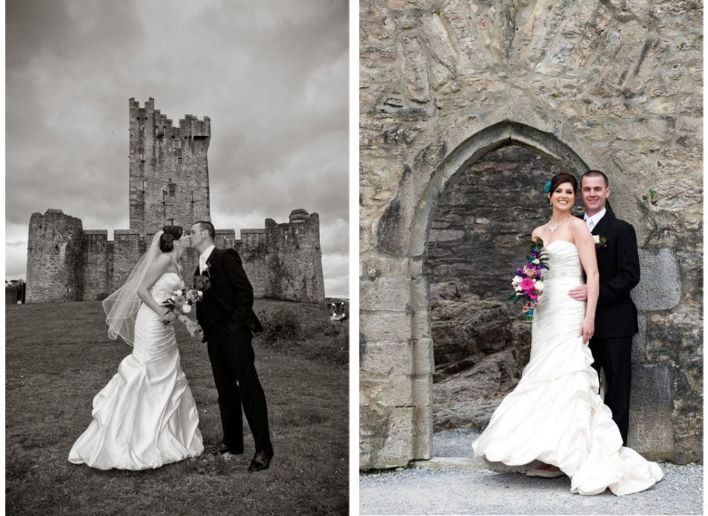 Ross Castle Kerry Wedding 5
