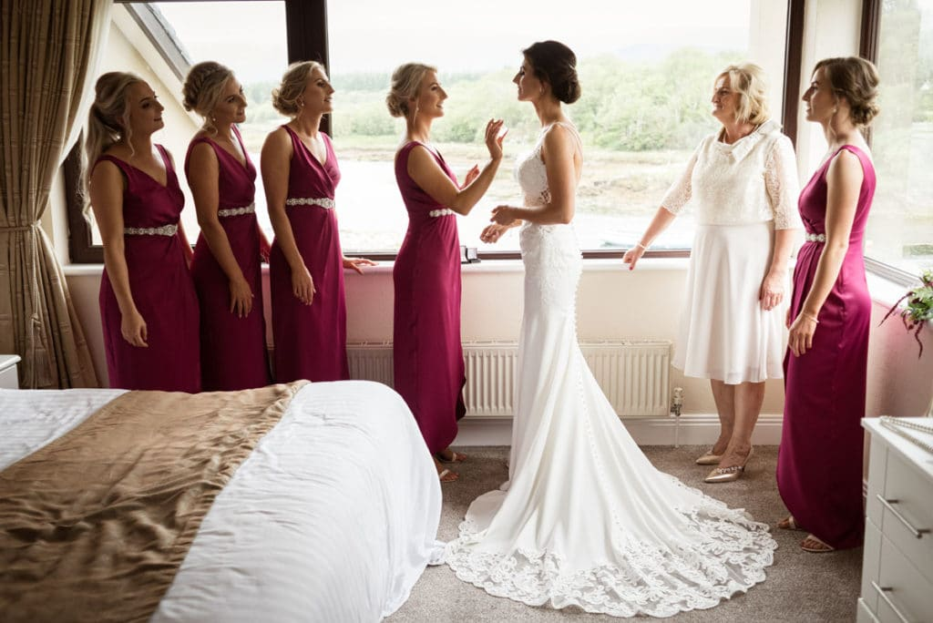 Sneem Hotel is one of the Top 5 Kerry Wedding Venues