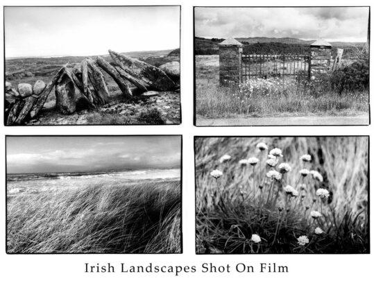 Dermot Sullivan Photographer Irish Film Landscape Montage